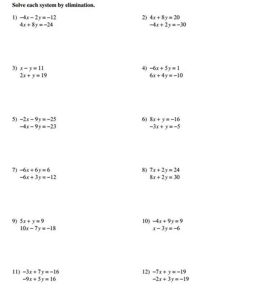 Distributive property worksheets 6th grade with answers